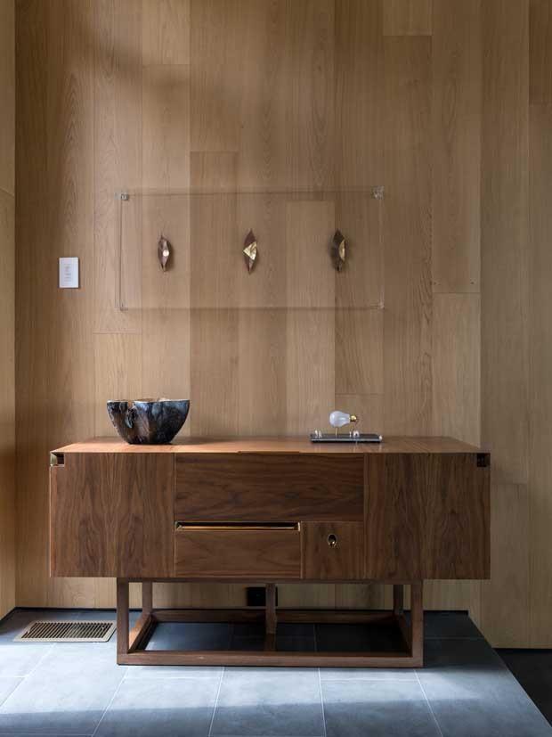 Casa Vogue Ama: Madeira pra todo lado (Foto: reprodução)