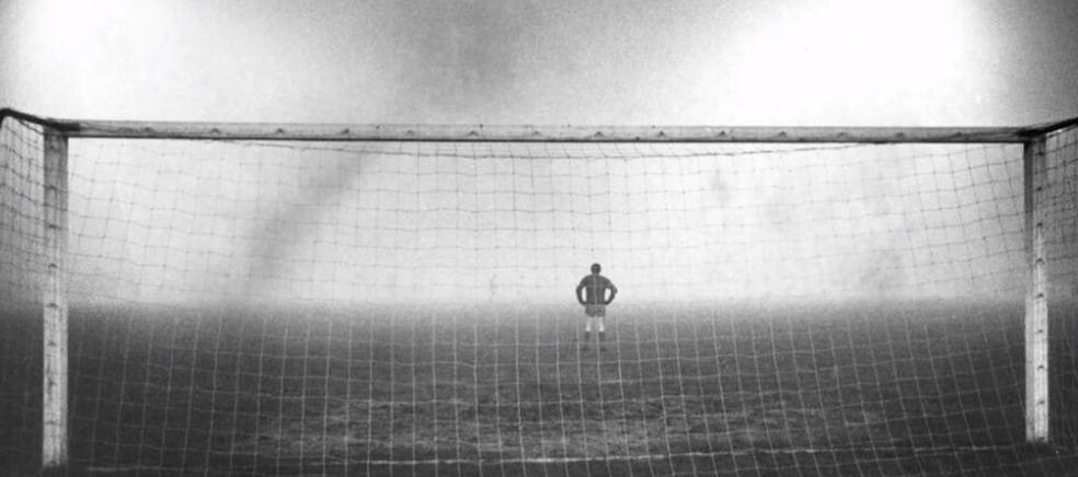 Sam Bartram, neblina, goleiro (Foto: Reprodução/SporTV)