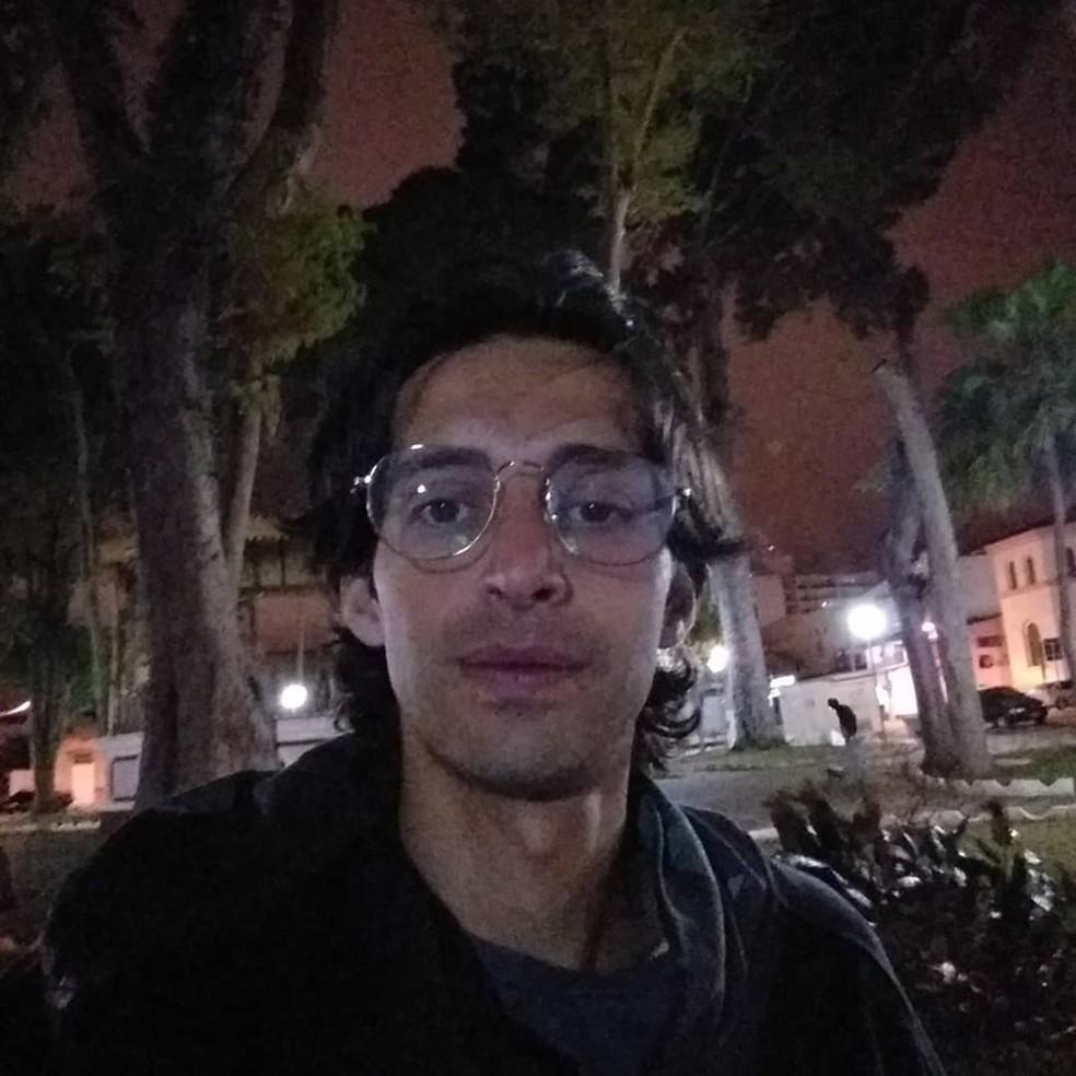 Lucas Bonini, de 29 anos, morreu em Itapetininga (SP) — Foto: Arquivo Pessoal