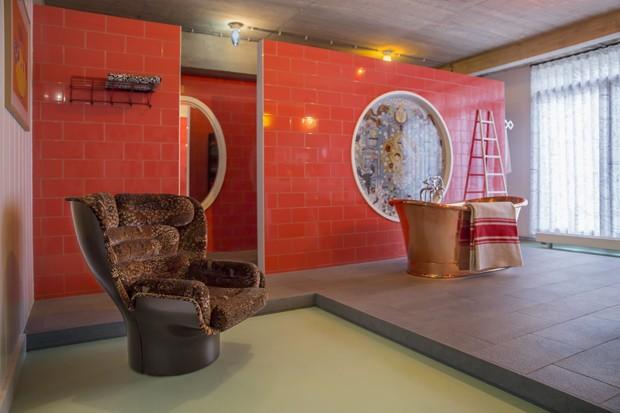Irreverência é a atração maior neste apartamento do Studio Job (Foto: Studio Job/Courtesy)