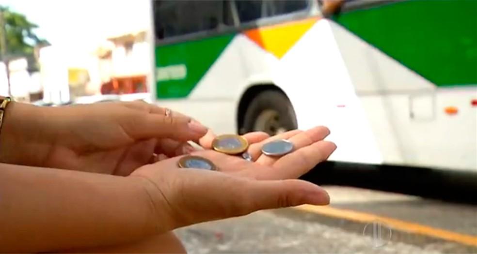Seturn pede reajuste no valor das passagens de ônibus em Natal (Foto: Reprodução/Inter TV Cabugi)
