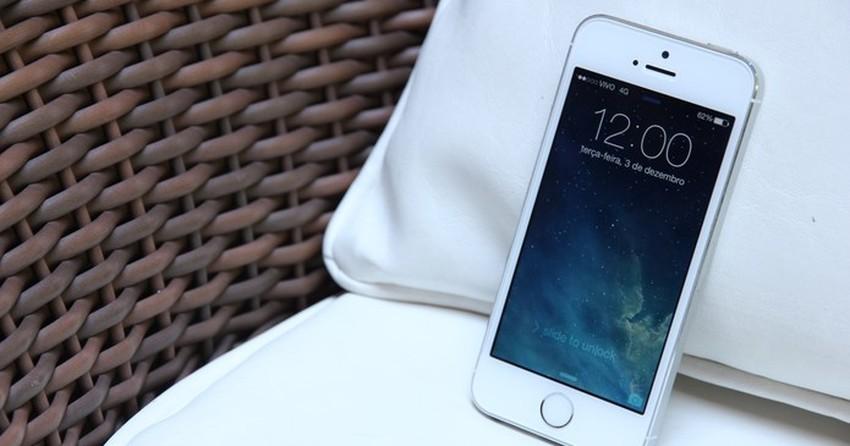 Donos de iPhone 5S relatam problemas no Touch ID após update do iOS 7.1
