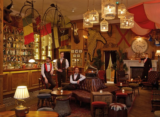 Mr Fogg's (Foto: Reprodução/Inception Group)