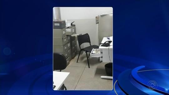 Centro de Saúde é furtado e vandalizado em Mirassol