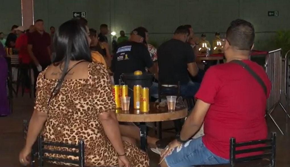 Evento-teste de retomada das atividades é realizado em Itabuna, no sul da Bahia