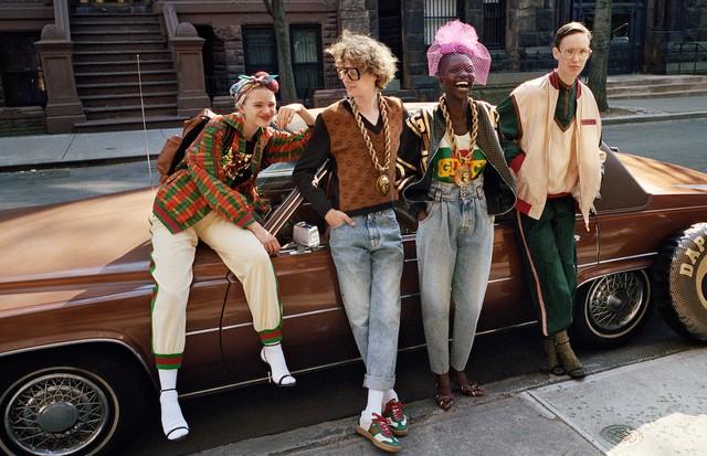 A coleção Gucci-Dapper (Foto: Divulgação)