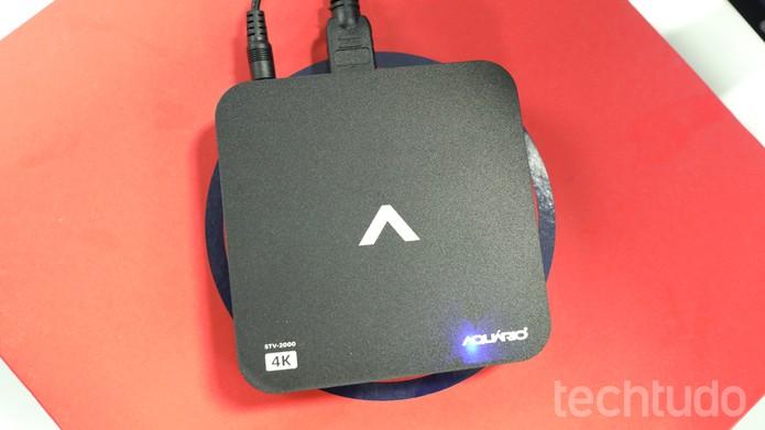 SmartBox STV-2000 (Foto: Eduardo Manhães/TechTudo)