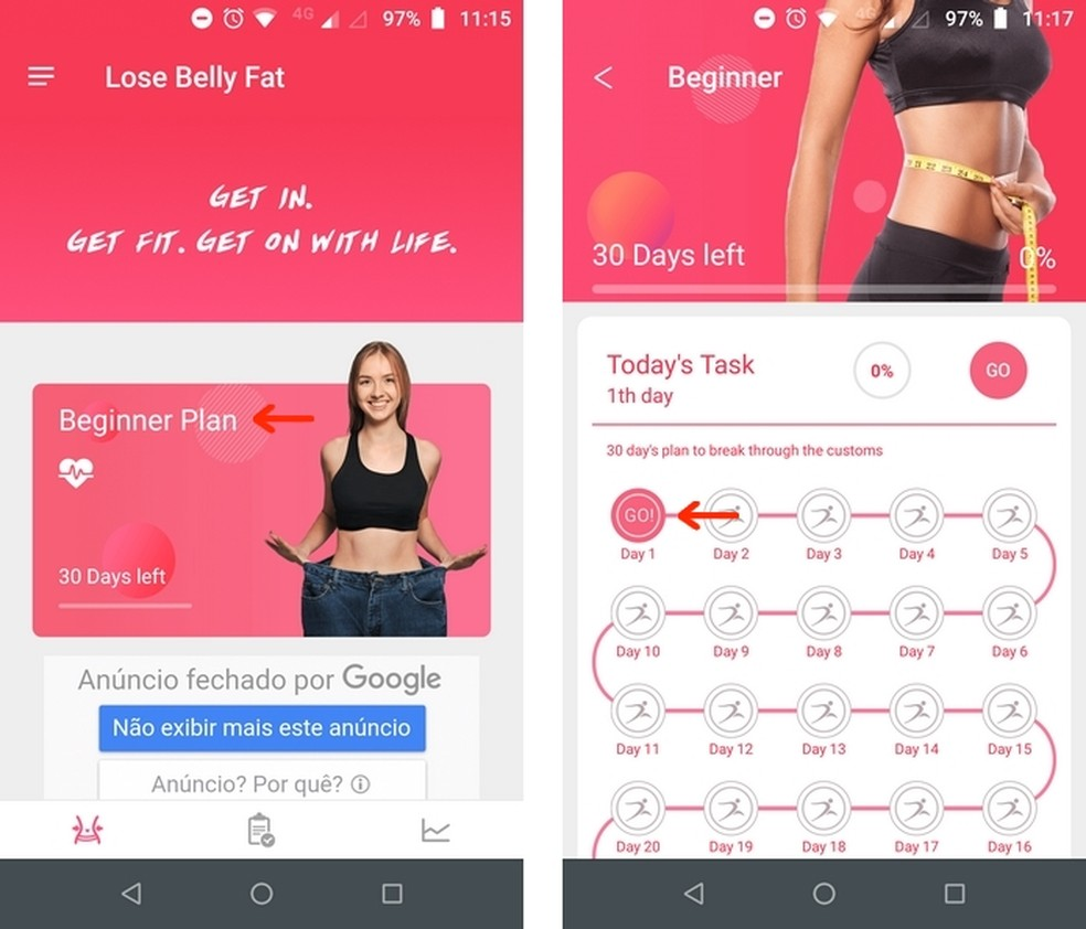 pierde recenzii de la belly fat app)