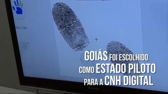 CNH digital será implantada em Goiás no próximo mês
