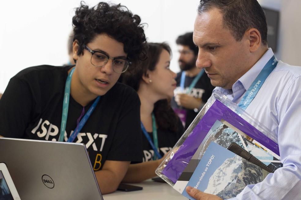 Empresa acredita que funcionários estimulados a ajudam a crescer  — Foto: Cianet/Divulgação