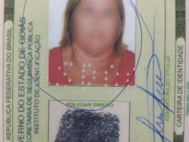 Grupo usava identidade falsa para conseguir empréstimos em Goiânia, Goiás (Foto: Divulgação/Polícia Civil)