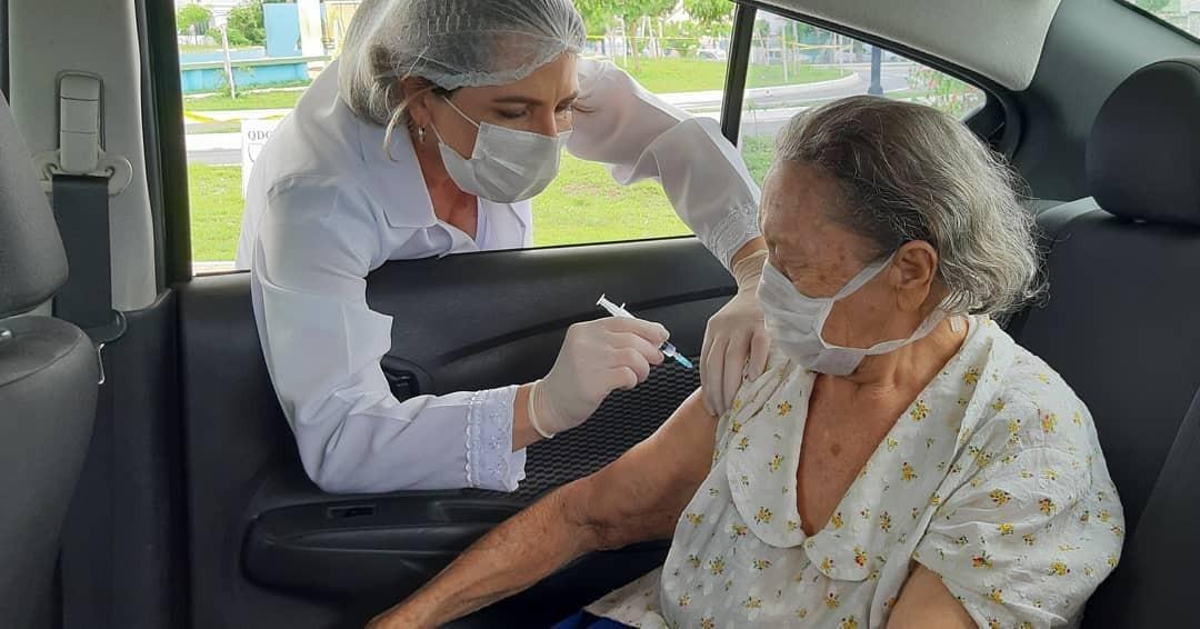 Atenção aos mais idosos na pandemia