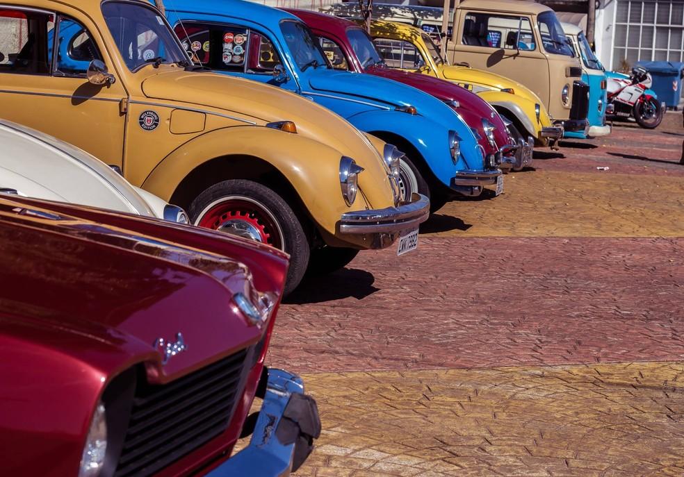 Encontro de carros antigos será realizado em Caruaru (Foto: Prefeitura de Votorantim/Divulgação )
