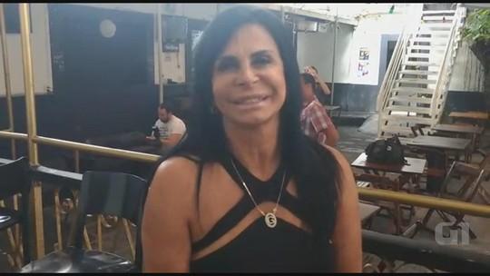 'Botava minha bolsinha Chanel no ombro e renunciava', diz Gretchen sobre crise política no Brasil