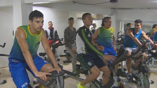 De olho na seleção, equipe do Amapá viaja para disputar o Grand Slam no Rio