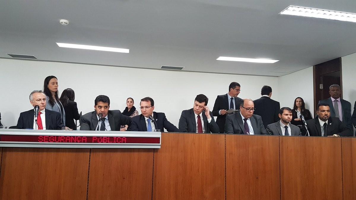 Atuação de grupo do MP em Uberlândia é questionada em audiência pública na ALMG