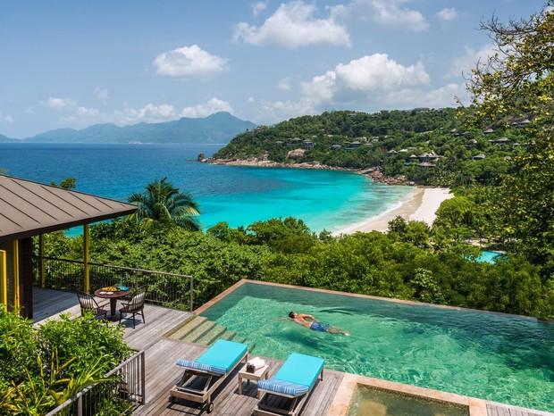 Four Seasons Seychelles (Foto: Reprodução)