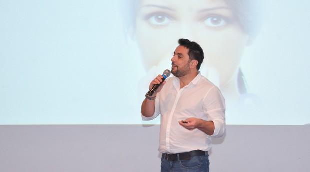Ricardo Franco, da startup Bella Materna (Foto: Divulgação/Chico Rosa)