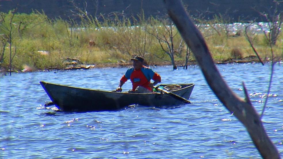 Pesca irregular prejudica pescadores cadastrados em Upanema (Foto: Inter TV Cabugi/Reprodução)
