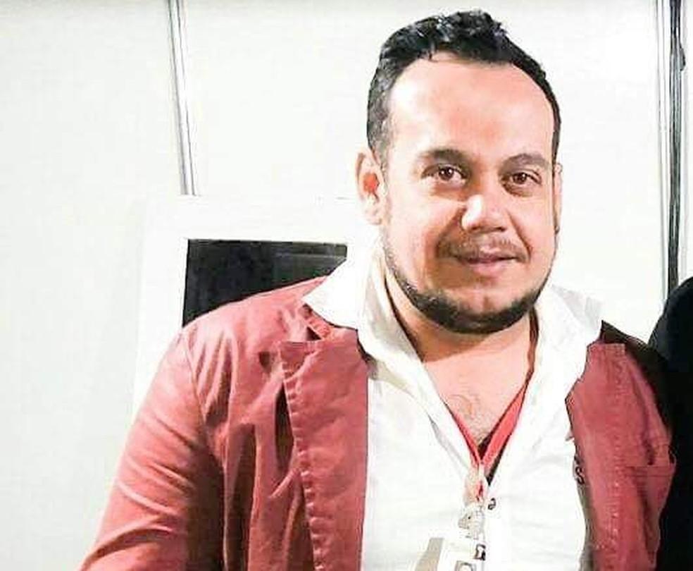 Luis Fernando Lourenço já tem passagens na polícia por estelionato — Foto: Arquivo Pessoal