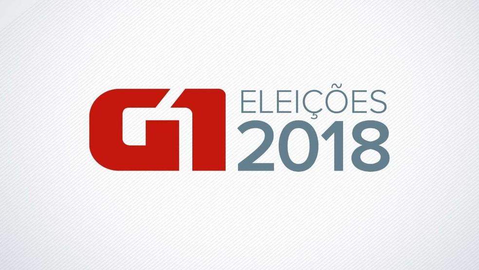 Eleições 2018 — Foto: Arte/G1