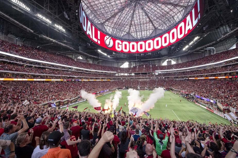 Novato da MLS é fenômeno de público e ensina uma cidade a gostar de futebol