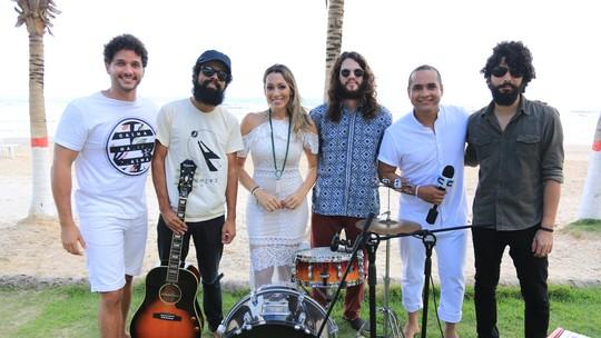 Réveillon do 'Combinado' tem rock, reggae e MPB