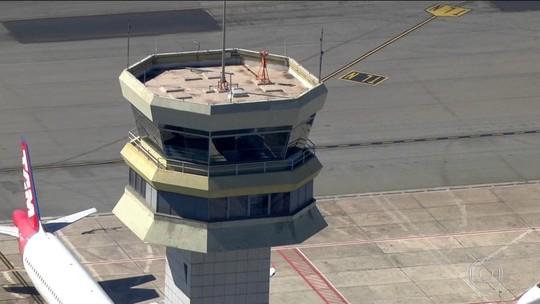 Falha de energia causou pane que afetou aeroportos de SP, diz FAB