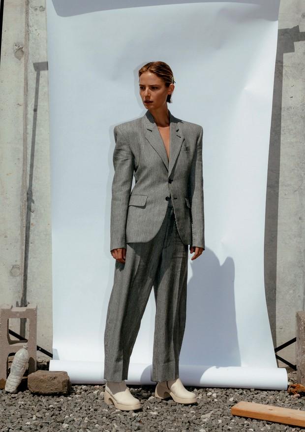 A modelo Camilla Deterre.  (Foto: Thomas Mccarty e divulgação)