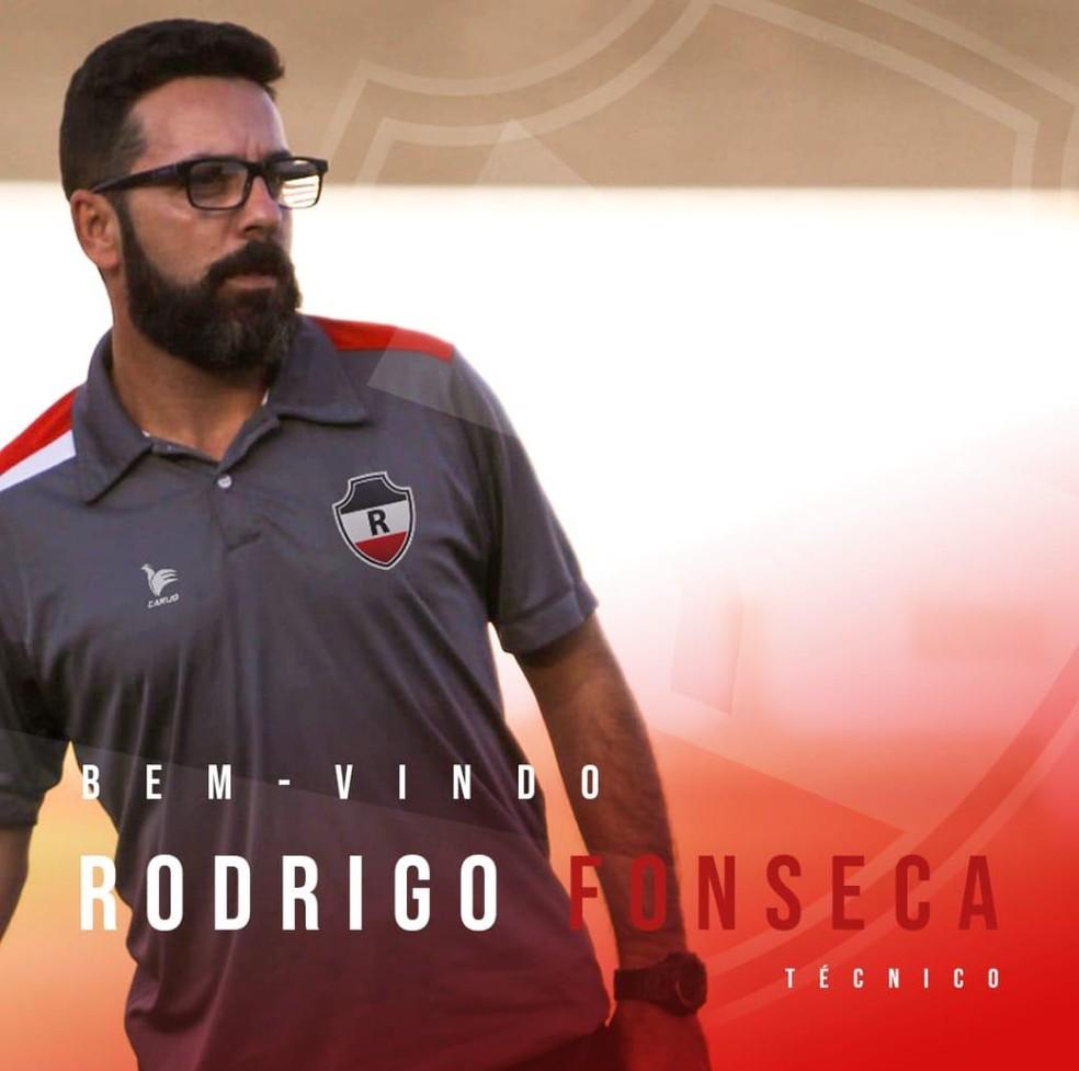 Rodrigo Fonseca — Foto: Divulgação/River AC