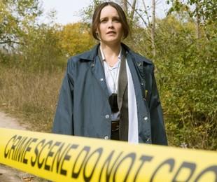 Rebecca Breeds, a protagonista de 'Clarice' | Divulgação