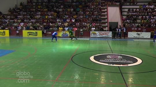 Gol de Caio Ádrio é eleito o mais bonito entre as semifinais da Copa