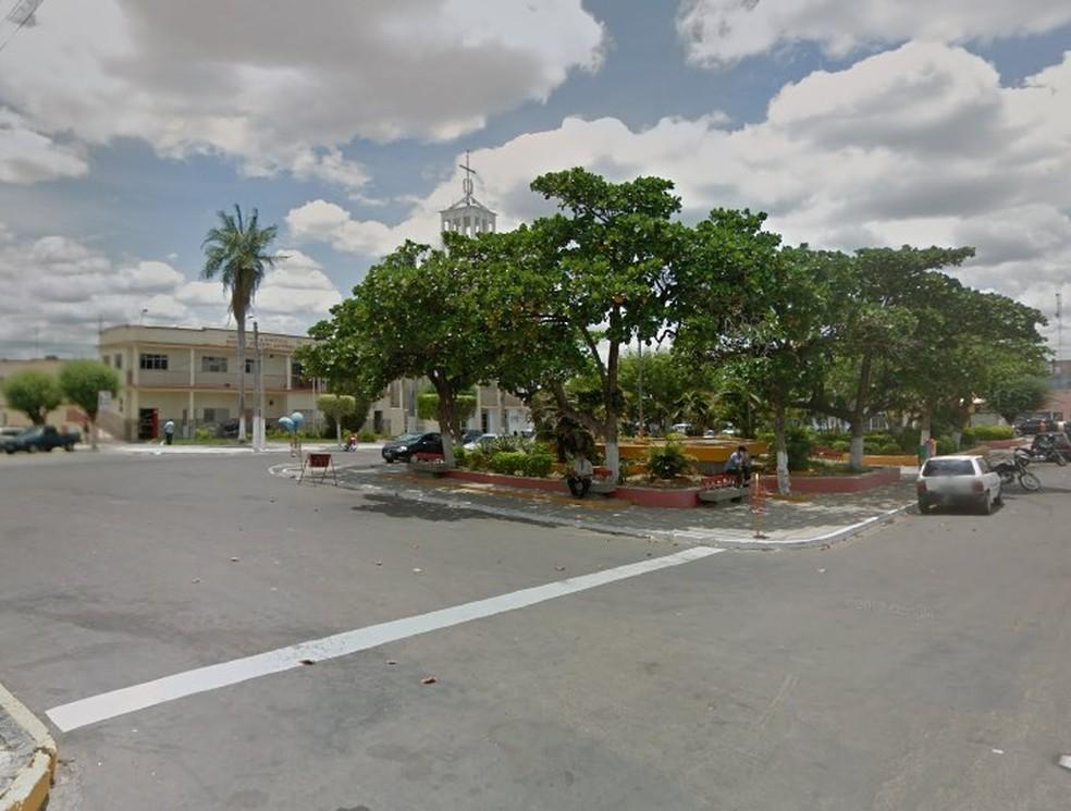 Município de Cabrobó completa 91 anos de emancipação política — Foto: Reprodução / Google Street view