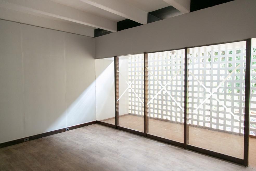 Apartamento que pertence à Universidade de Brasília (UnB) (Foto: Secom/UnB)