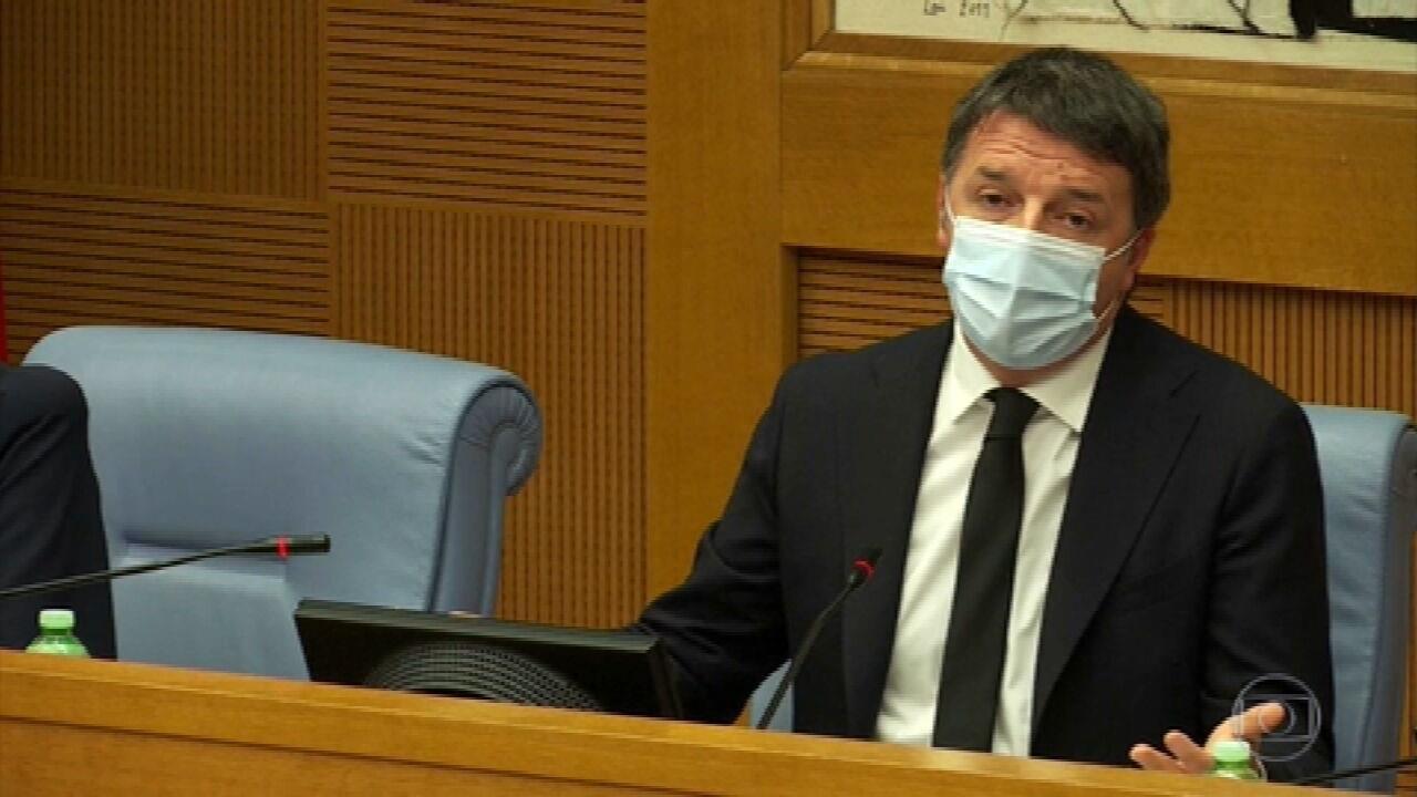 Itália enfrenta crise política após renuncia de duas ministras