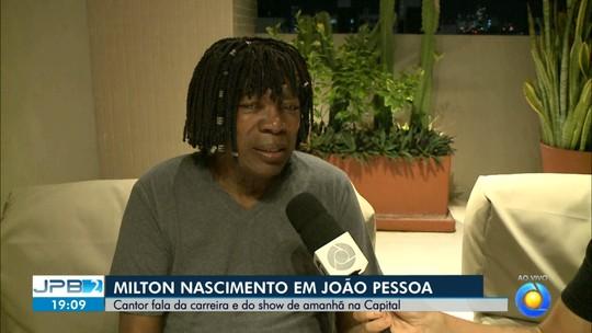 JPB2JP: Entrevista com Milton Nascimento