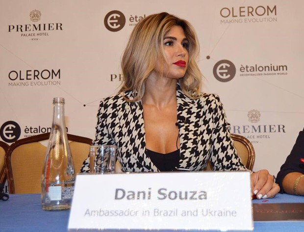 Dani Souza (Foto: Divulgação)
