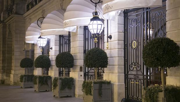 Ritz Paris, na praça Vendôme, na França  (Foto: Julien M. Hekimian/Getty Images)