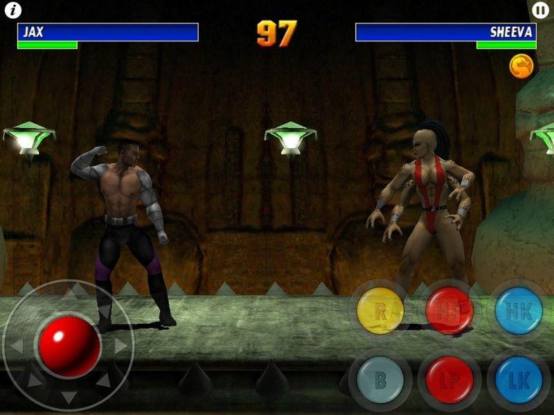 baixar para android Ultimate Mortal Kombat 3 Apk Mod
