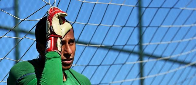 Rodolfo, goleiro do Fluminense