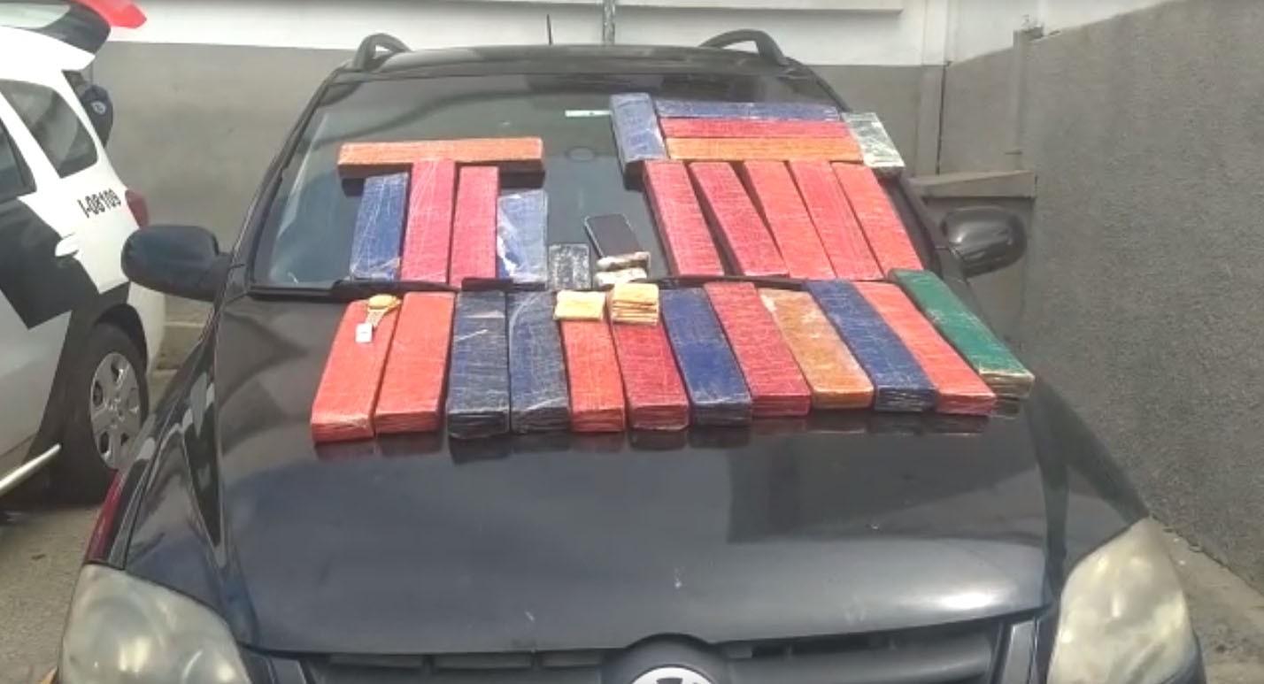 Polícia Militar apreende dupla com drogas e dinheiro em Campinas - Noticias