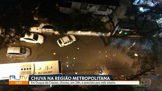 Rio segue em estágio de atenção; Defesa Civil recebeu mais de 60 chamados