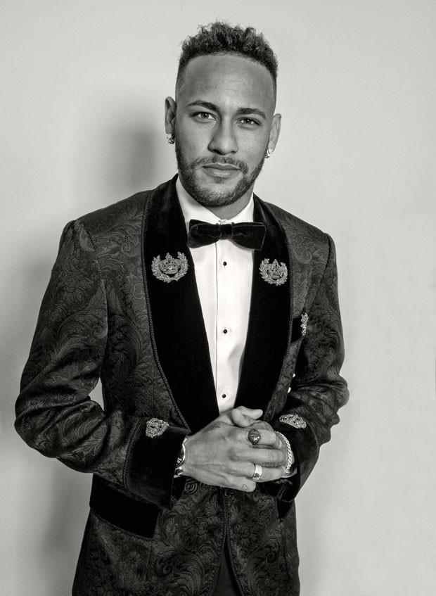 Neymar Jr (Foto: Angelo Pastorello/ Divulgação)