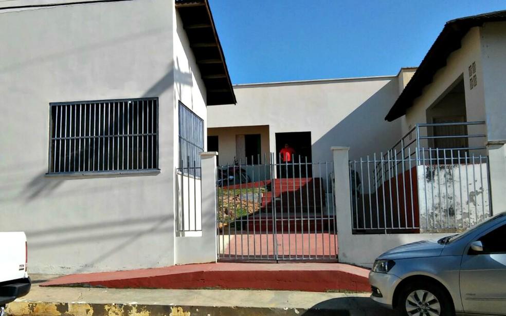 Centro Socioeducativo Juruá, em Cruzeiro do Sul, já havia sido notificado pela Justiça para construir espaço para visita íntima (Foto: Jhonatas Fabrício/Arquivo pessoal)