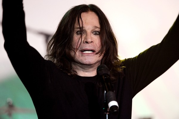 Ozzy Osbourne  (Foto: Getty Images)