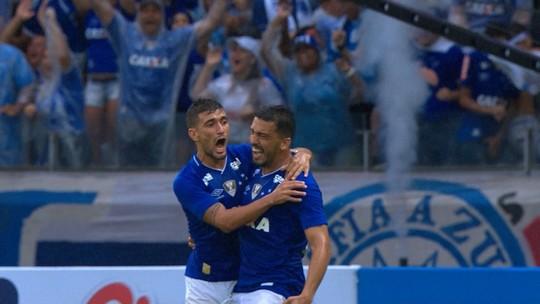 Troféu Globo Minas: Thiago Neves e Arrascaeta recebem prêmios na Toca