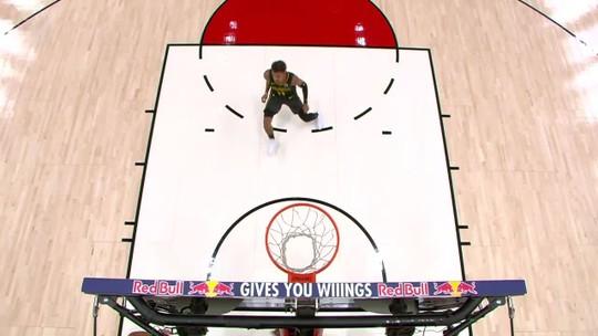 Toco sensacional de LeBron James e cravada de Pascal Siakam marcam o domingo na NBA