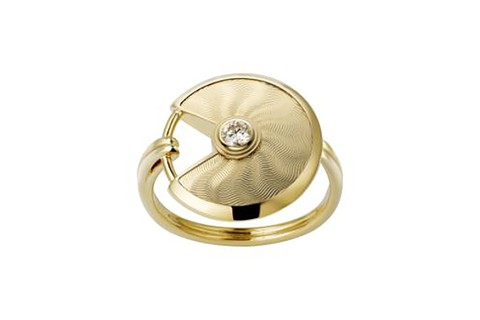 Cartier - Amullete de Cartier Ring