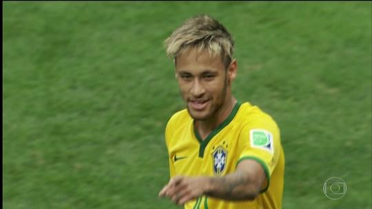 Era para ser Mateus, mas, no cartório, o pai bateu o martelo: Neymar Jr.