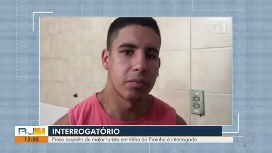 Exame comprova que turista morta no RJ foi vítima de violência sexual